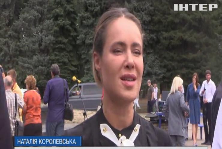 На Донбасі відзначають річницю визволення від нацистів