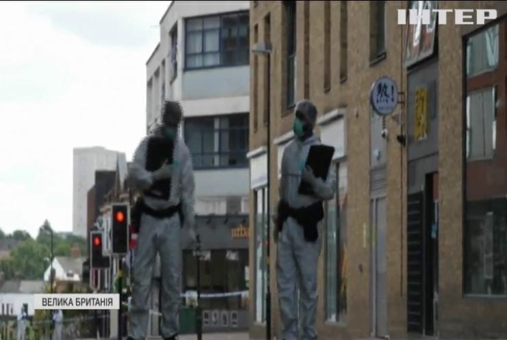 Різанина у Бірмінгемі: поліція майже добу шукала чоловіка з ножем