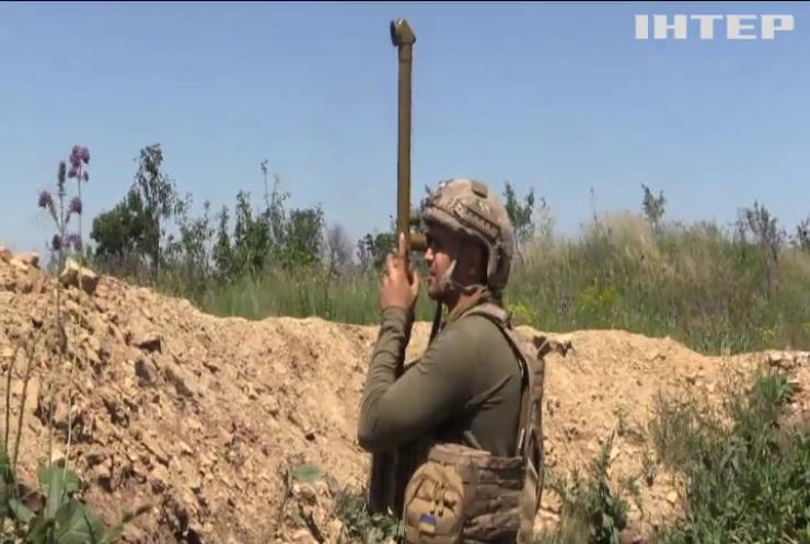 Втрати на Донбасі: загинув український боєць
