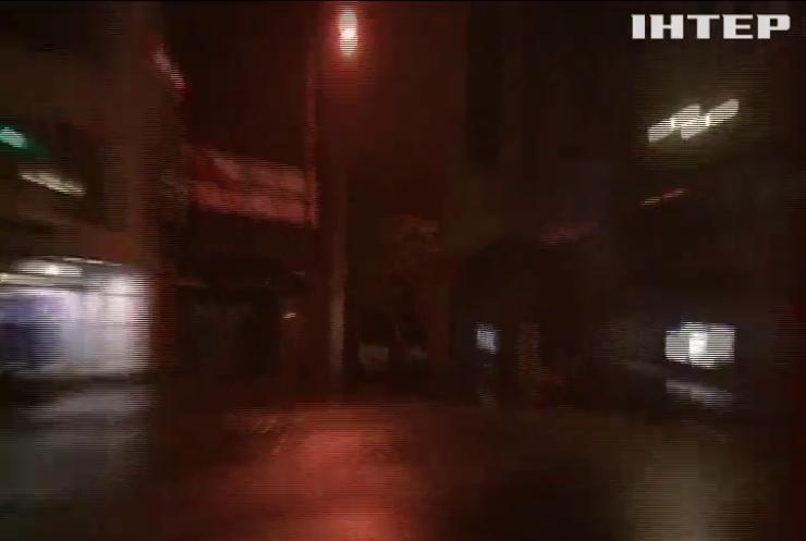 """Тайфуну """"Хайшен"""": у Японії евакуювали мільйони людей"""