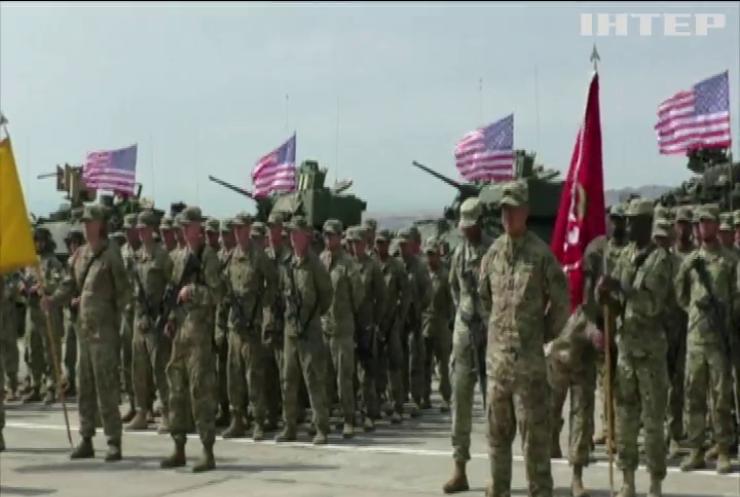 """""""Гідний партнер"""": НАТО розпочав навчання у Грузії"""