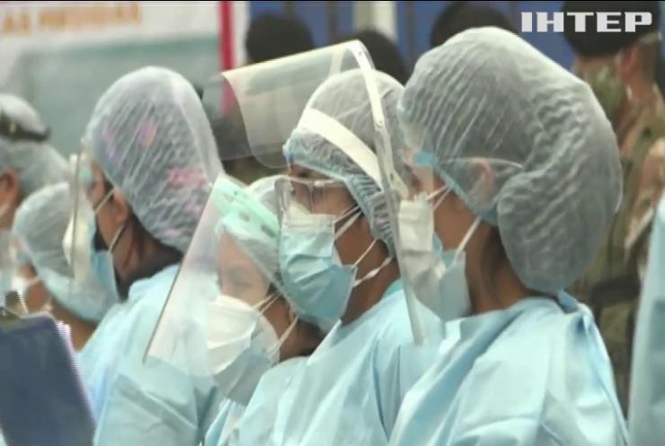 Пандемія коронавірусу: кількість загиблих наближається до мільйону