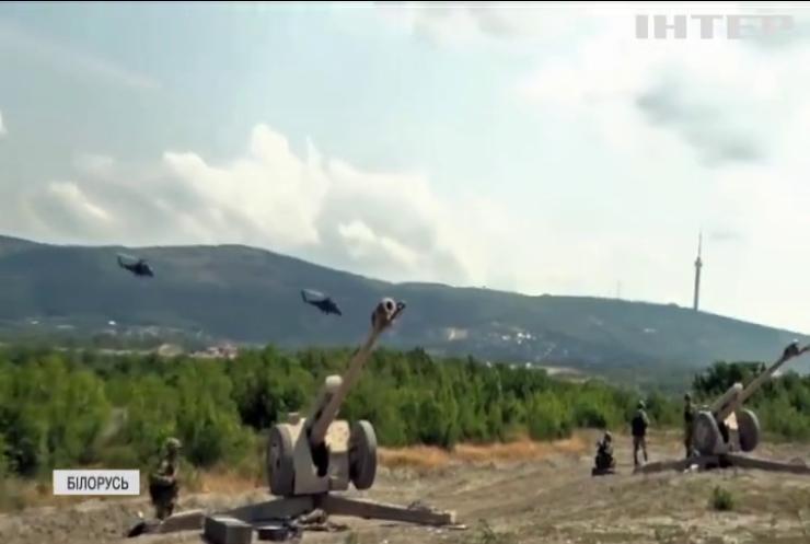 Військові Росії та Сербії прибудуть до Білорусі на навчання