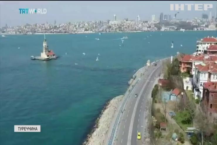 Пляж і кафе - тільки у масці: Туреччина посилює карантин