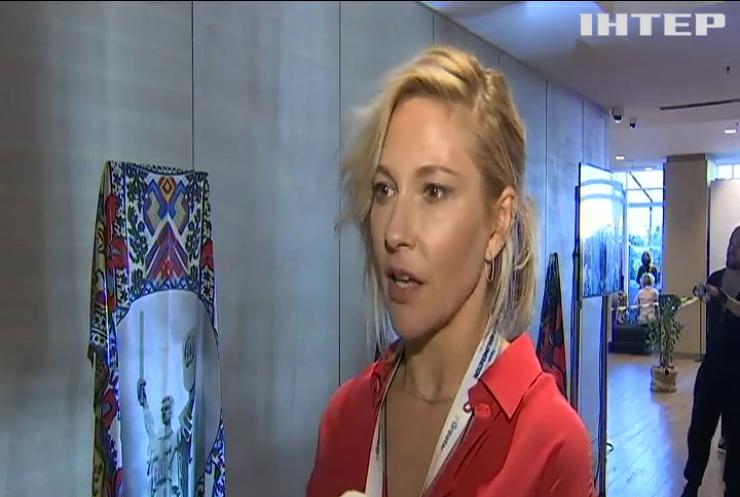 Підвищити туристичний потенціал: художниця  ZINAIDA представила програму розвитку української культури