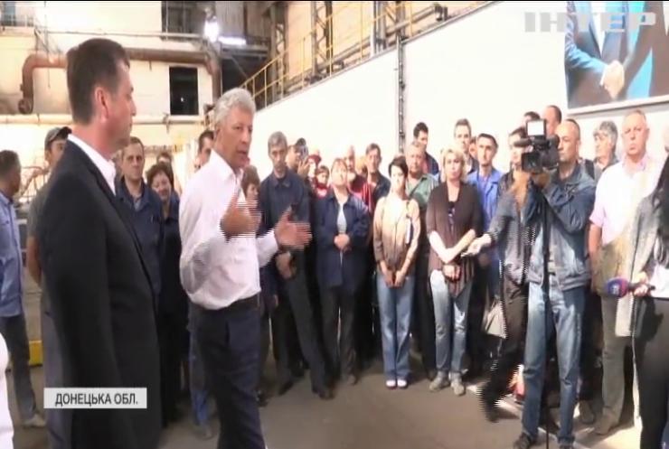 Промисловість України потребує системної державної підтримки - Юрій Бойко