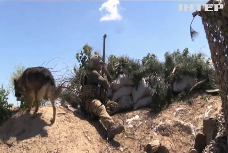 Бойовики атакували українські позиції поблизу селища Шуми