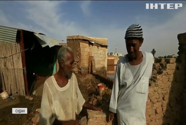 Руйнівна повінь накоїла лиха у Судані