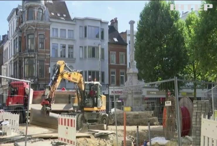 У фонтані бельгійського міста знайшли серце колишнього мера