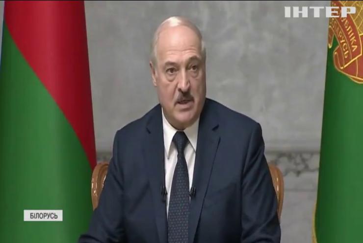 Польща та Литва визнали Лукашенка нелегітимним президентом Білорусі