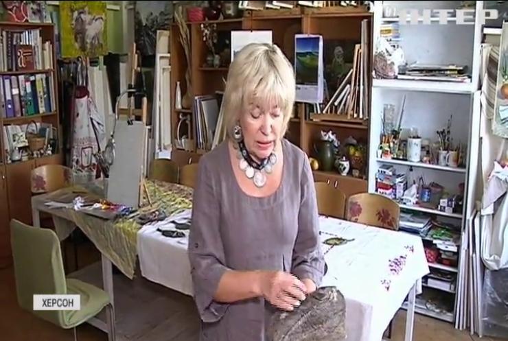 Давня чумацька традиція: на Херсонщині перетворюють рибу на витвори мистецтва