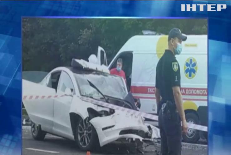 Поблизу Хмельницького у ДТП постраждали люди