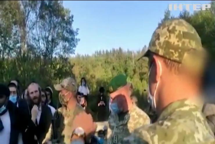 Українські прикордонники затримали хасида-нелегала