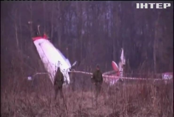 Польща хоче арештувати диспетчерів аеропорту Смоленська