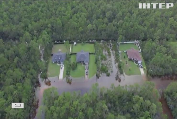 """""""Саллі"""" вирує над США: пів мільйона будинків залишилися без світла"""