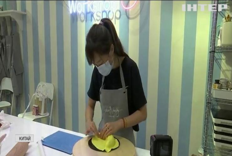 Кондитерки із Гонконга пропонують скуштувати оригінальні десерти