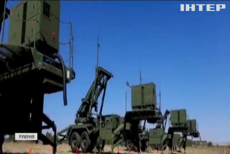 Румунія отримала від США новітній зенітно-ракетний комплекс Patriot