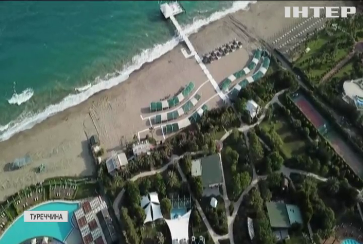 Осінь ігнорує Анталію: спека випалює популярний курорт