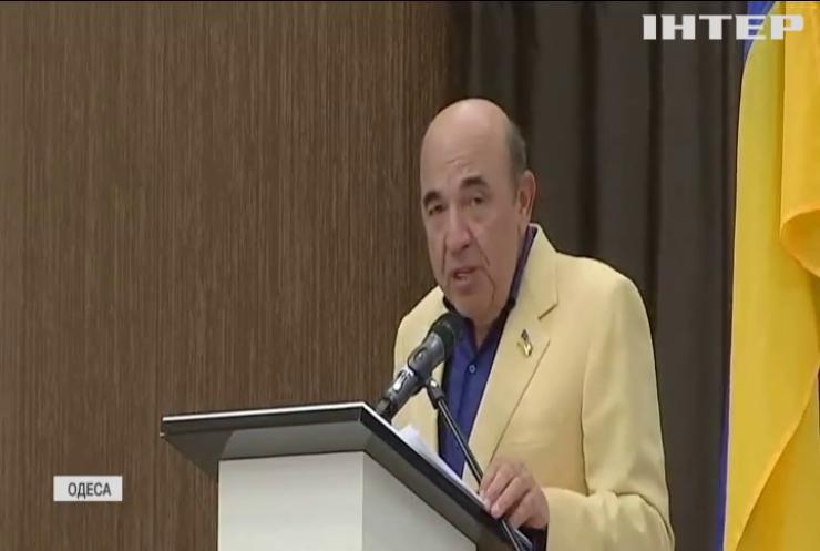 """Місцеві вибори на Одещині: """"Опозиційна платформа - За життя"""" назвала ім'я кандидата у мери"""