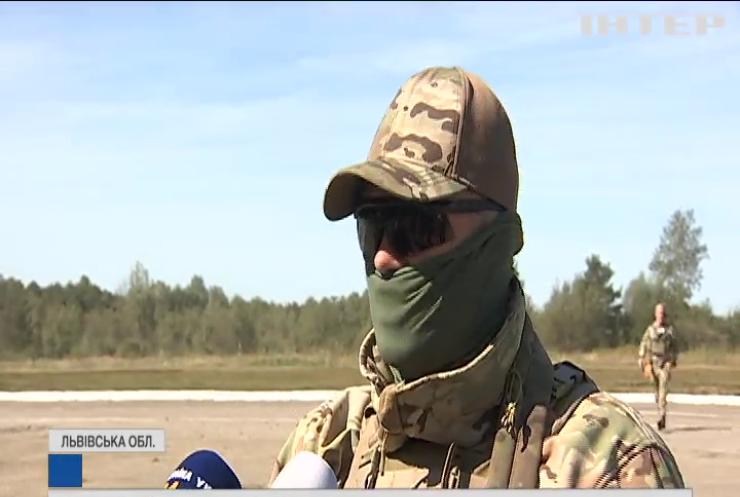 В Україні тривають спільні навчання спецпризначенців ЗСУ та НАТО