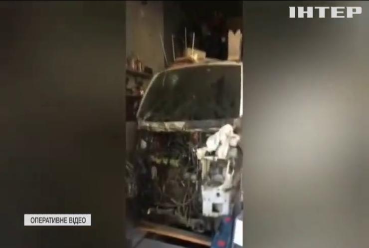 На Київщині схопили групу викрадачів авто