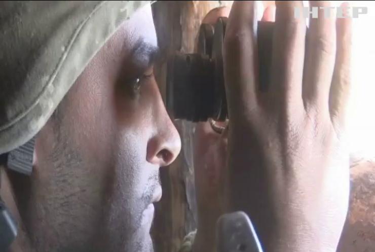 Поблизу Мар'їнки бойовики обстріляли українські укріплення
