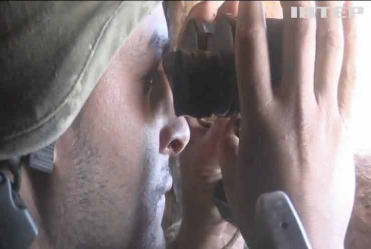 Війна на Донбасі: бойовики атакують позиції ООС
