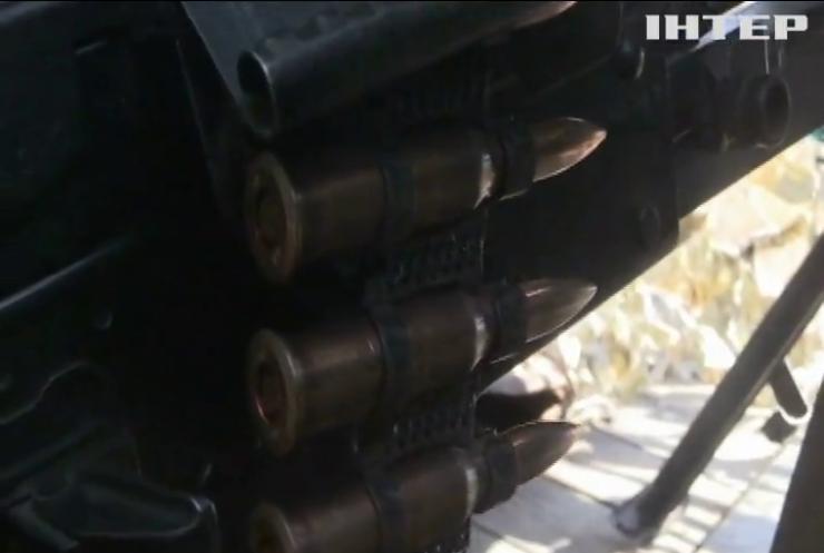 На Донбасі лунають поодинокі ворожі обстріли