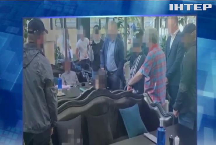 В академії наук України викрили хабарника