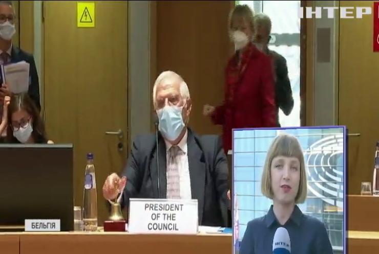 У Європарламенті виступила Світлана Тихановська: всі подробиці