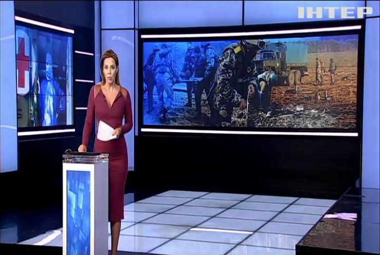 Українські військові підірвалися на вибуховому пристрої