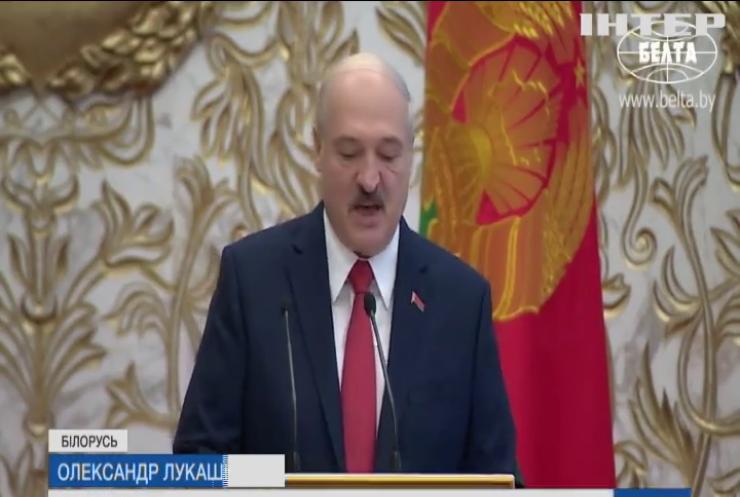 Терміново і таємно: Олександр Лукашенко офіційно заступив на посаду президента Білорусі