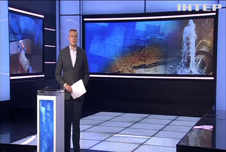 Військові містечка Дніпропетровщини залишили без води