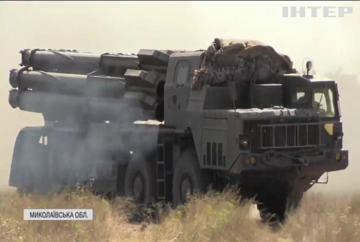 Запуск ракет та маневри авіації: в Україні тривають військові навчання