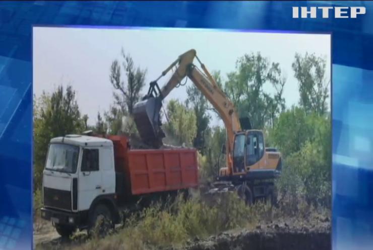 На Луганщині зводять додатковий пункт пропуску через лінію розмежування