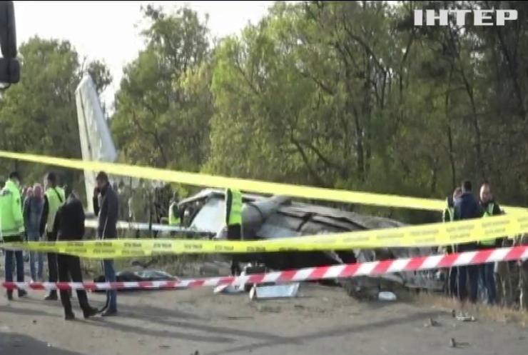 Авіакатастрофа на Харківщині: слідчі розпочинають відбір зразків ДНК у родичів загиблих