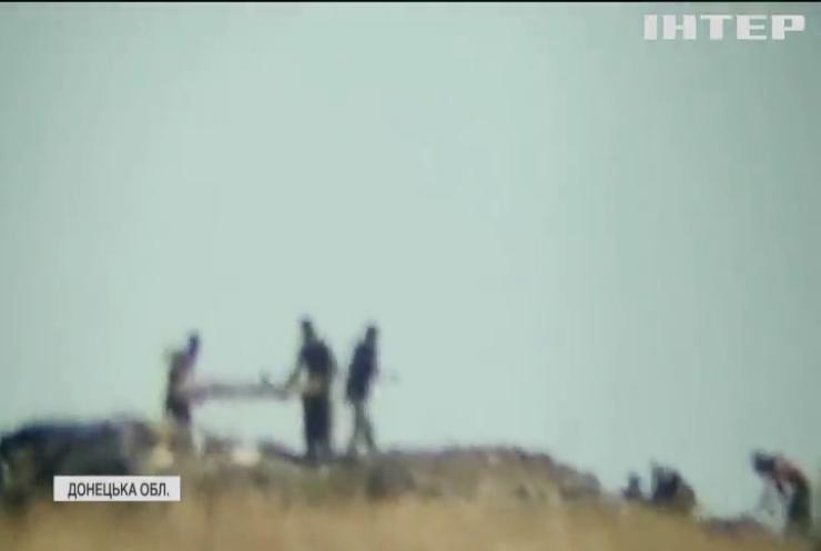 На Донбасі ворог обстріляв наших бійців зі стрілецької зброї