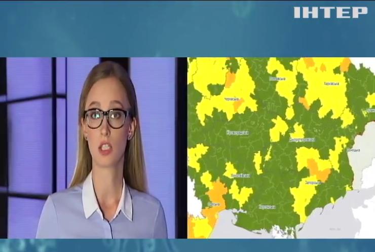 """В Україні діє нове зонування: хто житиме в """"червоному режимі"""""""