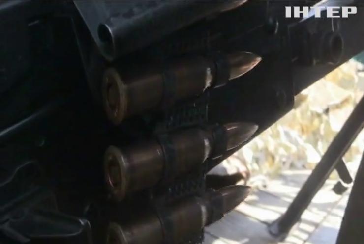 На фронті зафіксували провокацію з боку бойовиків