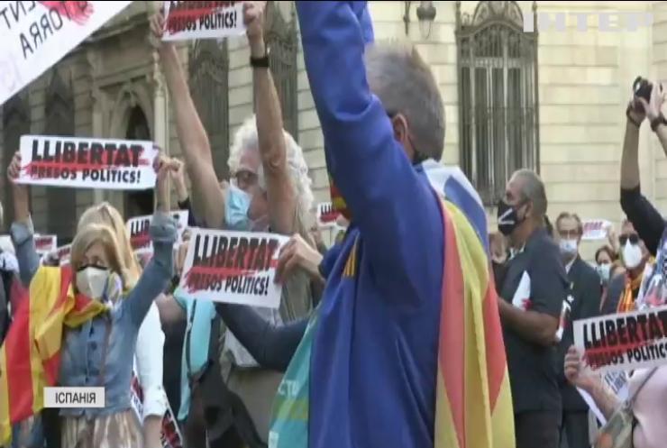 Верховний Суд Іспанії зобов'язав лідера Каталонії залишити свою посаду