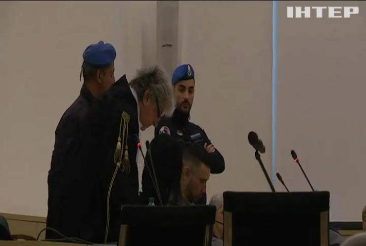 У Мілані відбудеться апеляційне засідання у справі Віталія Марківа