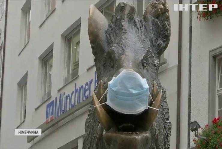 Європу накриває друга хвиля коронавірусу
