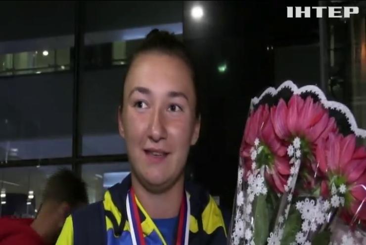 Збірна України з юнацького веслування повернулася з чемпіонату Європи із перемогами та медалями
