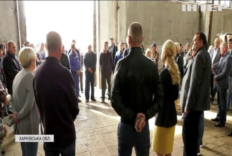 Спроба реанімувати гіганта: Куп'янський машинобудівний завод на Харківщині отримав шанс на існування