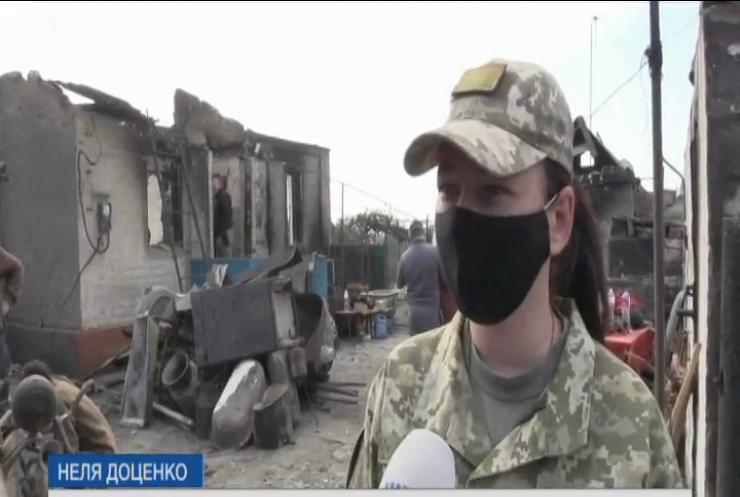 Пожежі на Луганщині забрали життя 11 людей
