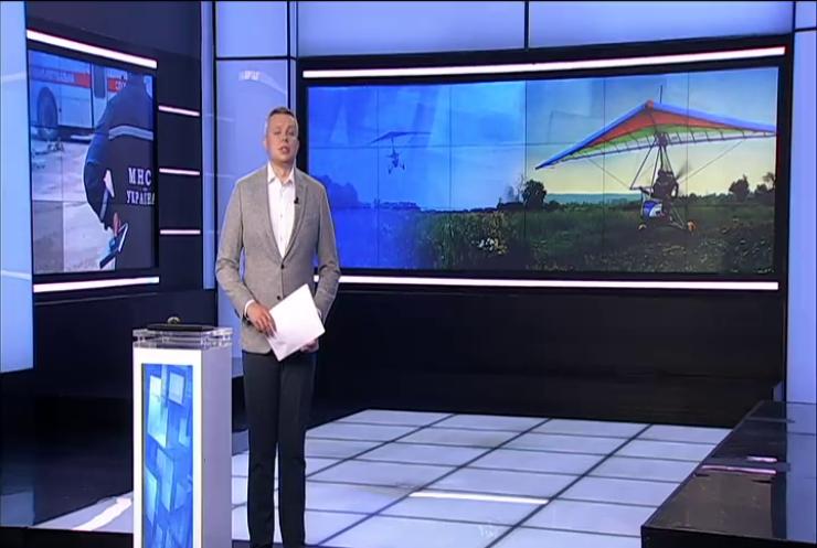 Падіння мотодельтаплану на Київщині: загинули люди