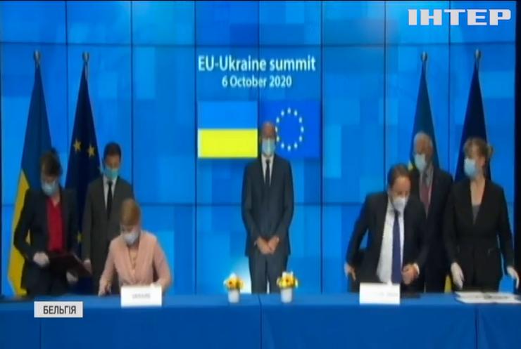 Україна отримає від Євросозу 60 млн євро