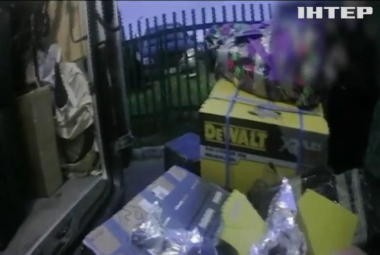 В Україну намагалися завезти коробки з грошима: митники вилучили валюту
