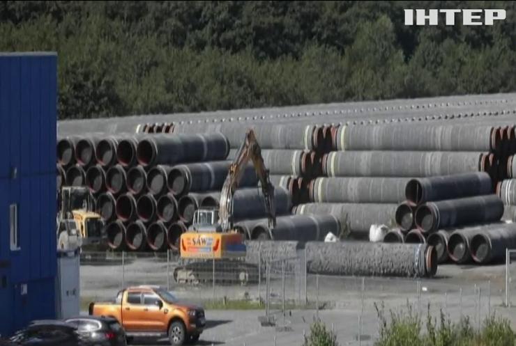 """Польща оштрафувала """"Газпром"""" на $ 7,6 млрд за """"Північний потік - 2"""""""