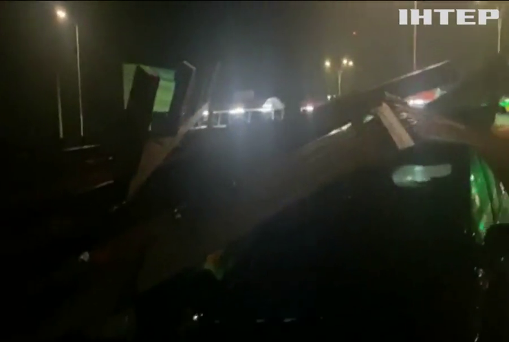 В Івано-Франківську за півгодини випала півмісячна норма дощу
